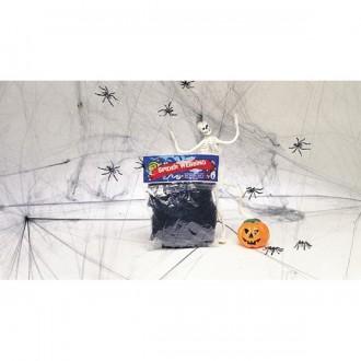 Čarodejnice - Pavučina čierna 60 gr.