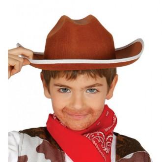 Klobúky - Detský kovbojský klobúk