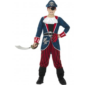 Kostýmy - Kostým kapitán pirátov