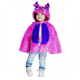 Kostýmy - Kostým malé Monštrum ružový
