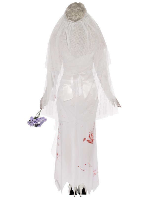 Kostým zombie nevesty - Svet-masiek.sk 55dcd8fff1d