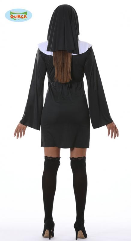 Kostýmy - Sexy mníška veľ. 42 - 44. Svet-masiek.sk. 3.00  ... ae974dc943f