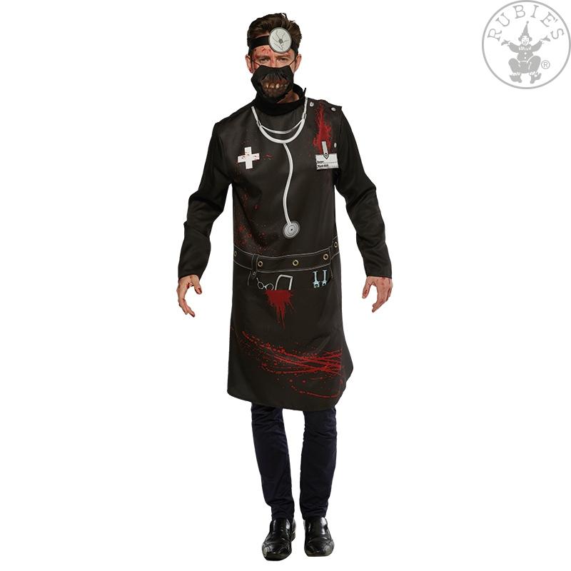 f7ea091f3ec1 Horror DOCTOR - kostým - Svet-masiek.sk