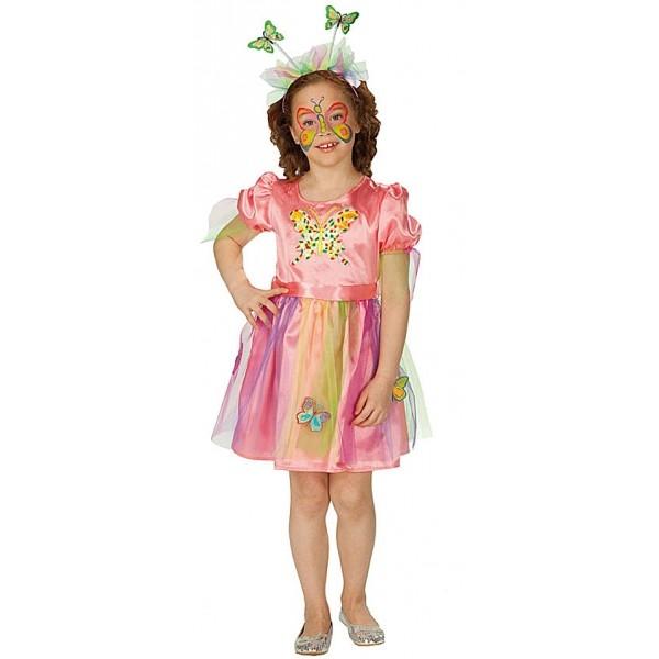 d7856bc495a1 Motýlik - detský karnevalový kostým - Svet-masiek.sk