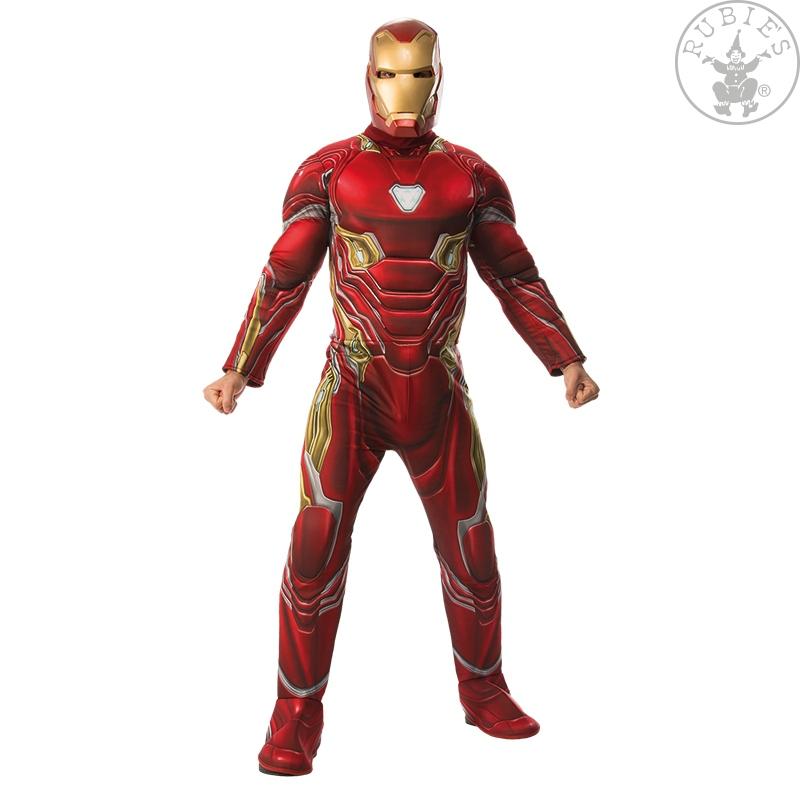 681f979fbcfb Iron Man Infinity War Deluxe - Svet-masiek.sk