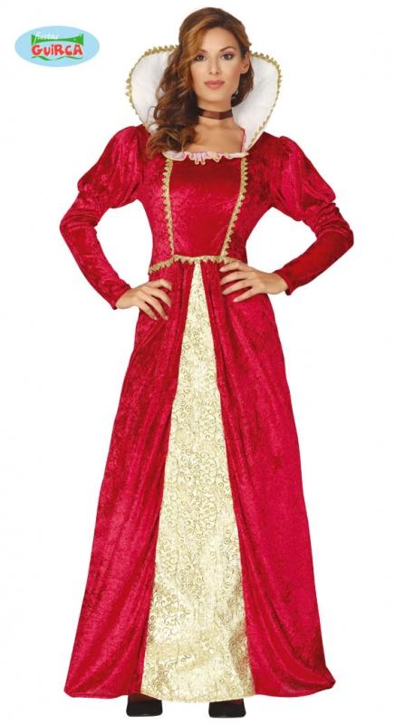 Kráľovná - dámsky kostým - Svet-masiek.sk 48bf2dba357