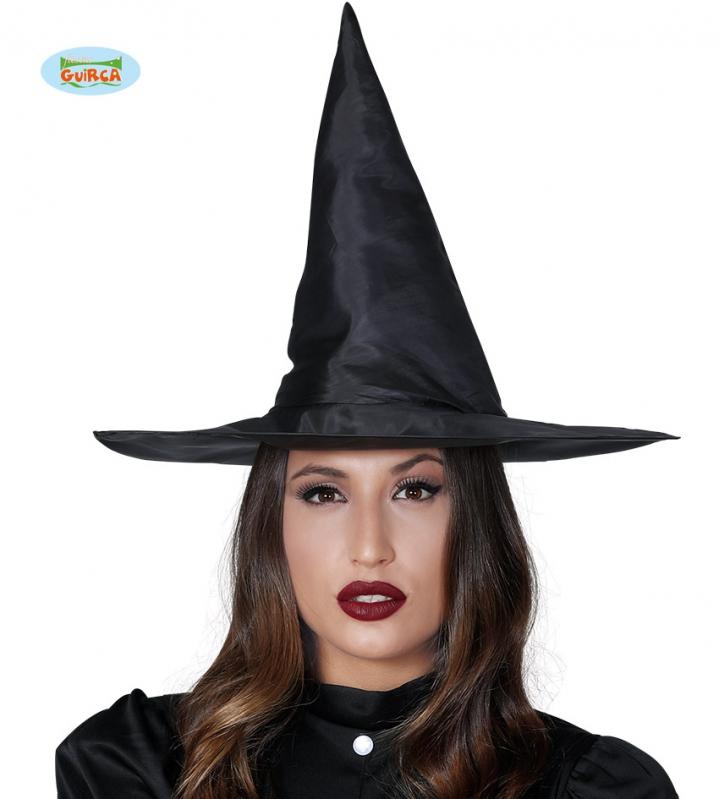 4b39c48c3 Čarodejnícky klobúk čierny - Svet-masiek.sk