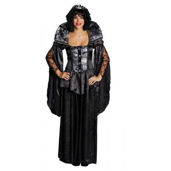 Dark Queen - dámsky kostým - Svet-masiek.sk 2f5f32b2764