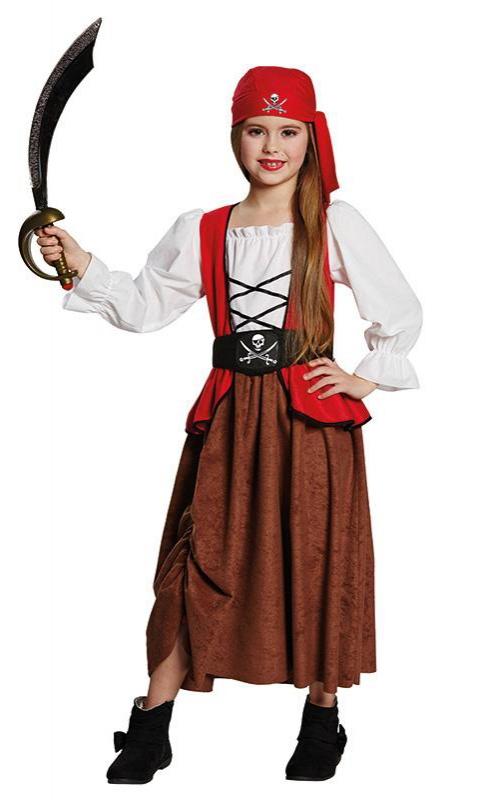 75c8c9583 Pirátka - detský kostým - Svet-masiek.sk