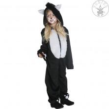 Black Cat - kostým detský