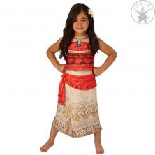Vaiana Deluxe Child - licenčny kostým