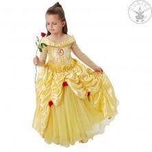 Kráska Premium - dětsky luxusny kostým