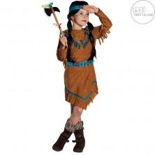 Indiánka Kiliwa - kostým
