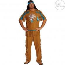 Indián Acawoy - kostým