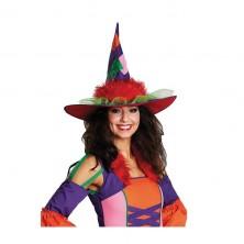 Čarodejnícky klobúk Grazy Witch