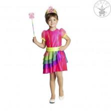 Kostým dúhová princezná