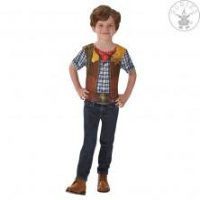 Detské tričko - kovboj