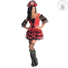 Swashbuckler - kostým pirátky