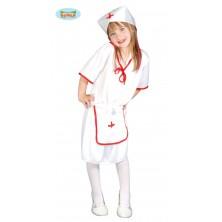 Dětský kostým zdravotní sestry