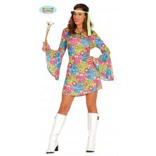 Hippie - dámsky kostým