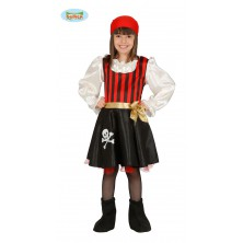 Pirátskej - kostým pre deti