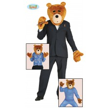 Medvěd - hlava a ruce