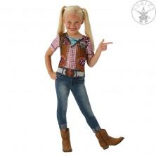 Detské tričko - kovbojka