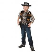 Šerifská vesta detská