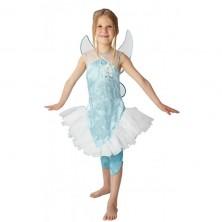 Kostým Zimozeleň s krídlami - licenčný kostým