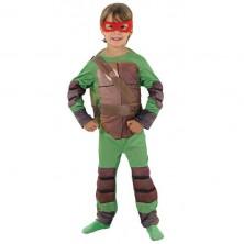 Kostým korytnačky TMNT Child Deluxe - licenčný kostým