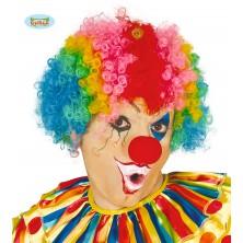 Parochňa dospelácka multicolor - klaun