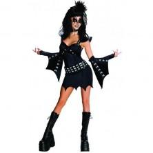KISS Dlx The Miss Demon - licenčný kostým
