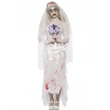 Kostým zombie nevesty