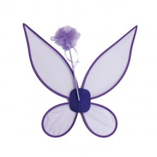 Set víla - krídla s paličkou