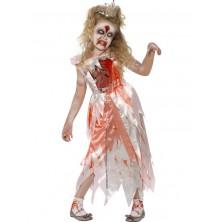 Kostým zombie Šípková Ruženka