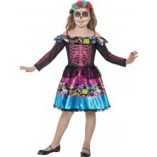 Detský kostým Deň mŕtvych