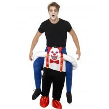 Kostým klauna únosca