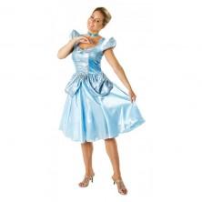 Popoluška - kostým pre dospelých - licenčný kostým