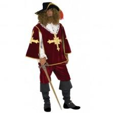Mušketier - kostým