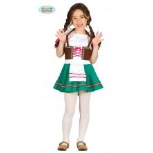 Tyrolanka - kostým