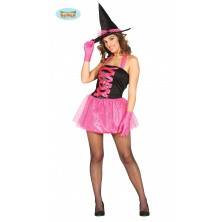 Ružová čarodejnice - kostým