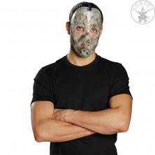Hokejová maska fluoreskujúce