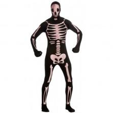 2nd Skin Skeleton - licenčný kostým