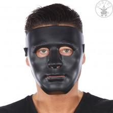 Maska čierna Rubies