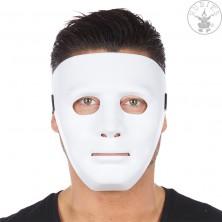 Maska biela Rubies