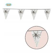 Girlanda s pavúkmi 600 cm