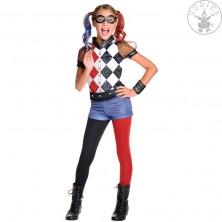 Harley Quinn kostým detsky