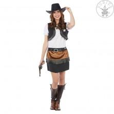 Kostým sexy šerifky