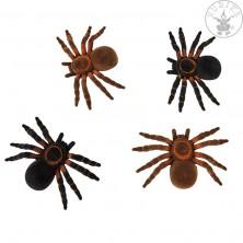Pavúky - 4 kusy