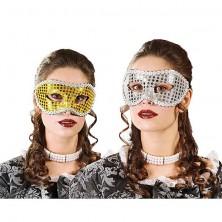 Maska flitrová